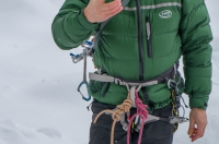 "Omicron ""K"" Down Belay Jacket"