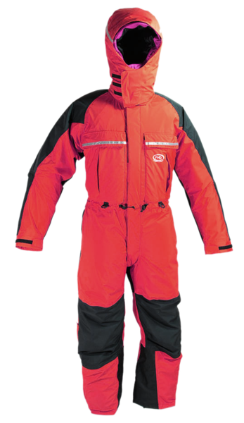 Omega one-piece Expedition shell suit