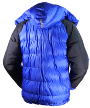 Rondoy Down Jacket - rear view