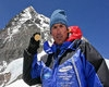 Kenton Cool at Everest Camp 4 in Xero Wind Suit