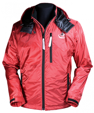 Kappa Primaloft Insulated Jacket - red