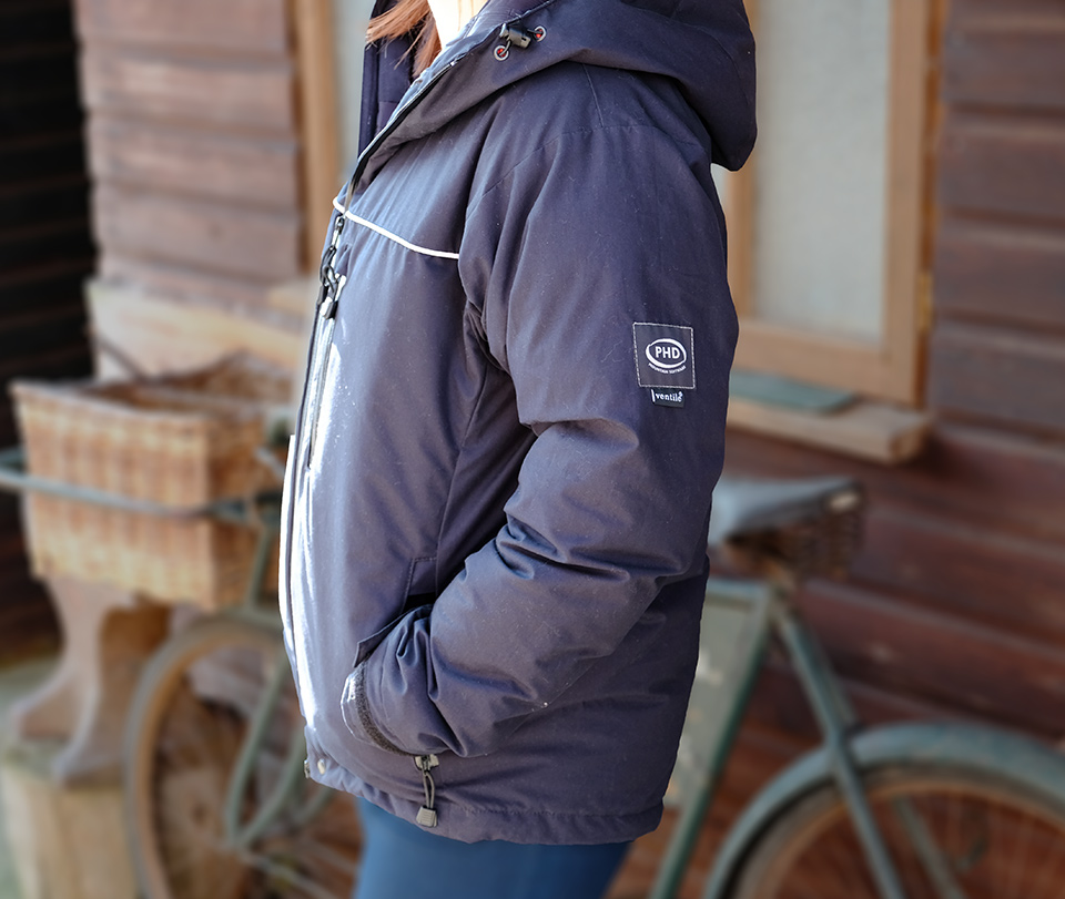 Troms Ventile® Down Jacket