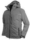 Troms Ventile® Down Jacket in charcoal