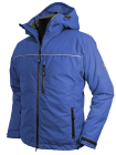 Troms Ventile® Down Jacket in royal blue