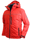 Troms Ventile® Down Jacket in red