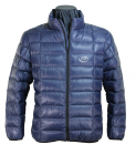 Custom Sized Wafer Down Jacket: 'K Series'