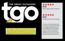TGO Magazine review