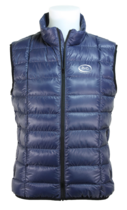 Custom sized Wafer Down Vest: 'K Series'