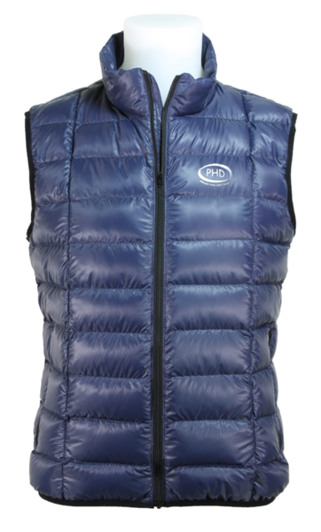 Ready Made Wafer Down Vest: 'K Series'