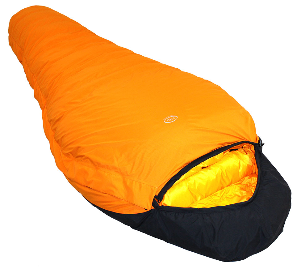 The Xero 1300 Sleeping Bag Was Great For Mt McKinley Nights Felt As In Summer Italy Thanks Again
