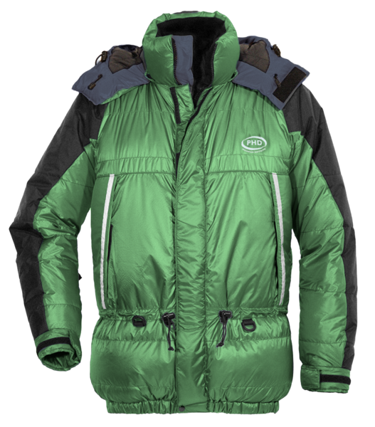 Xero Down Jacket: K Series