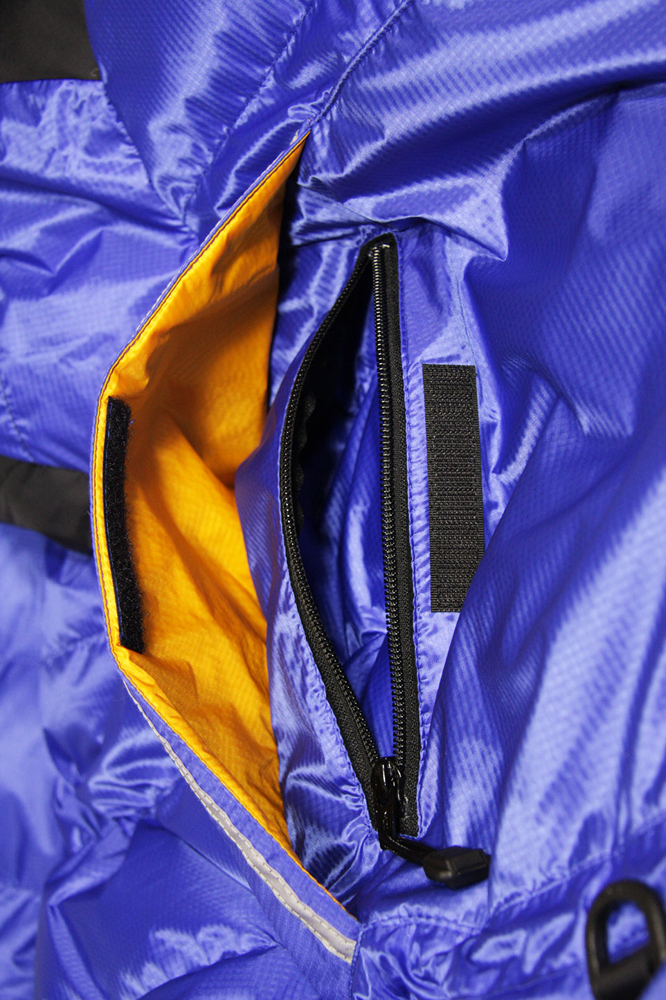 Xero jacket, pocket