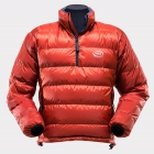 In Burnt Orange Ultrashell (hood, which comes as standard, not shown)