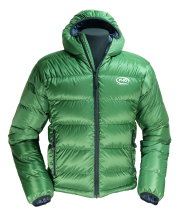Yukon Hoody Down Jacket