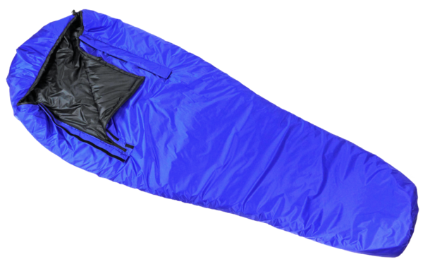 Zeta 1 Primaloft Sleeping Bag with twin front zips